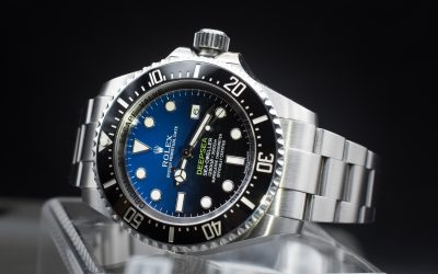 SME owner uses watch collection for immediate loan