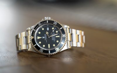 Taking a Deep Dive into The World of Underwater Watches