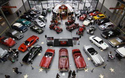 London Classic Car Show – Top 10 in 2021